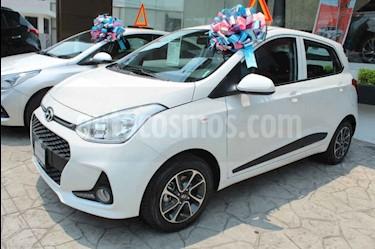 Foto venta Auto usado Hyundai Grand i10 GL Aut (2019) color Blanco precio $219,500
