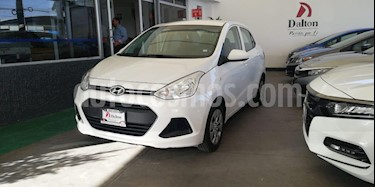 Foto venta Auto usado Hyundai Grand i10 GL MID Aut (2017) color Blanco precio $159,000