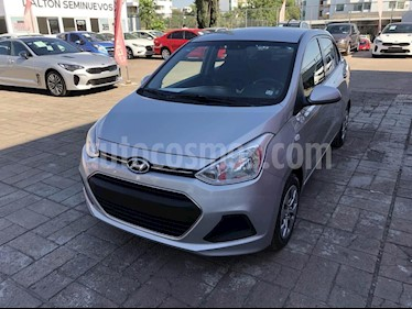 Foto venta Auto usado Hyundai Grand i10 GL MID Aut (2017) color Blanco precio $165,000