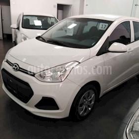 Foto venta Auto usado Hyundai Grand i10 GL MID Aut (2017) color Blanco precio $139,000