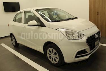 Foto venta Auto usado Hyundai Grand i10 GL MID Aut (2018) color Blanco precio $189,000
