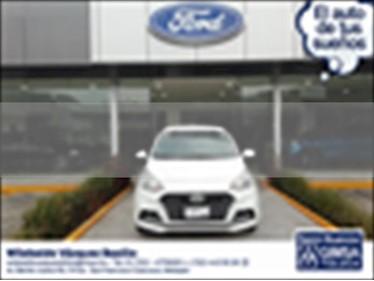 Foto Hyundai Grand i10 GL MID TA usado (2018) color Blanco precio $179,500