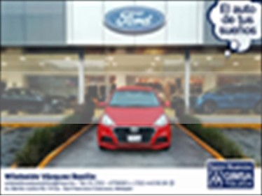 Foto venta Auto usado Hyundai Grand i10 GL MID TA (2018) color Naranja precio $184,500