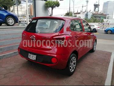 Foto venta Auto usado Hyundai Grand i10 GL MID (2018) color Rojo precio $177,900