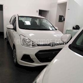 Foto venta Auto usado Hyundai Grand i10 GL MID (2017) color Blanco precio $139,000