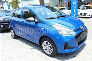 Foto venta Auto usado Hyundai Grand i10 GL MID (2019) color Azul precio $175,000