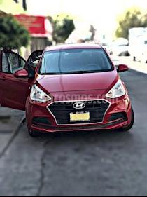 Foto Hyundai Grand i10 GL MID usado (2018) color Rojo precio $165,000