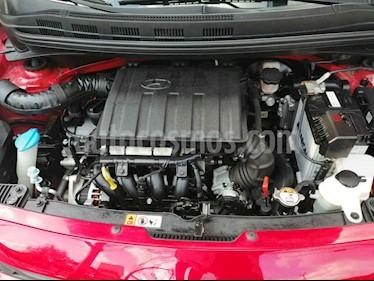 Foto venta Auto usado Hyundai Grand i10 GL MID (2018) color Rojo precio $164,900