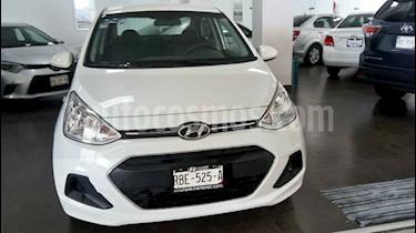 Foto venta Auto usado Hyundai Grand i10 GL (2017) color Blanco precio $145,000