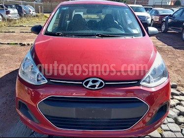 Foto venta Auto usado Hyundai Grand i10 GL (2013) color Rojo precio $146,000