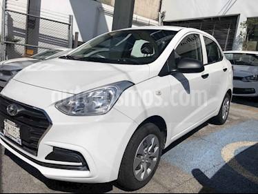 foto Hyundai Grand i10 GL usado (2018) color Blanco precio $155,000