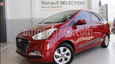 foto Hyundai Grand i10 GLS Aut usado (2018) color Rojo precio $195,000