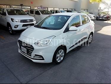 Foto venta Auto Seminuevo Hyundai Grand i10 GLS Aut (2018) color Blanco precio $209,000