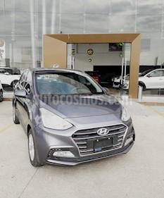 Foto venta Auto usado Hyundai Grand i10 GLS (2018) color Gris precio $180,000