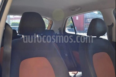 Hyundai Grand i10 GLS usado (2015) color Naranja precio $140,000