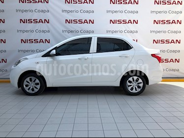 Hyundai Grand i10 GL MID usado (2018) color Blanco precio $149,000