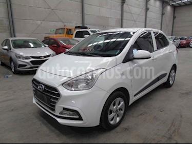Hyundai Grand i10 GLS usado (2020) color Blanco precio $98,000