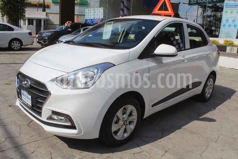 Hyundai Grand i10 GLS Aut usado (2020) color Blanco precio $239,000