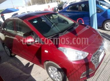 Hyundai Grand i10 GL usado (2018) color Rojo precio $174,000