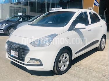 Hyundai Grand i10 GLS usado (2018) color Blanco precio $190,000
