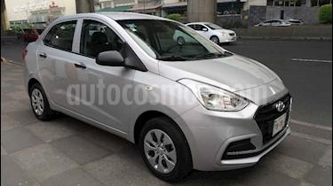 Hyundai Grand i10 GL usado (2018) color Plata precio $158,000