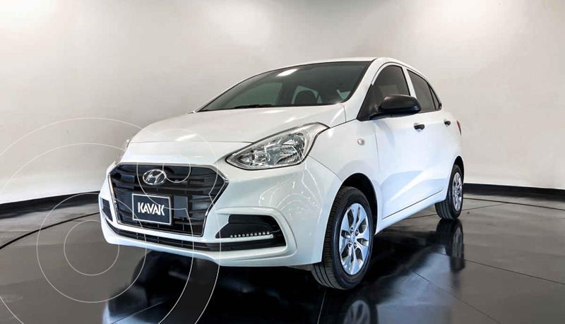 Foto Hyundai Grand i10 GL usado (2019) color Blanco precio $167,999
