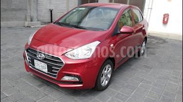 foto Hyundai Grand i10 GLS Aut usado (2018) color Rojo precio $205,000