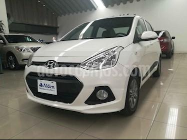 Hyundai Grand i10 GLS usado (2016) color Blanco precio $158,000