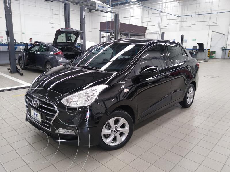 Foto Hyundai Grand i10 GLS usado (2019) color Negro precio $205,000
