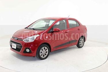Hyundai Grand i10 GLS usado (2017) color Rojo precio $135,000