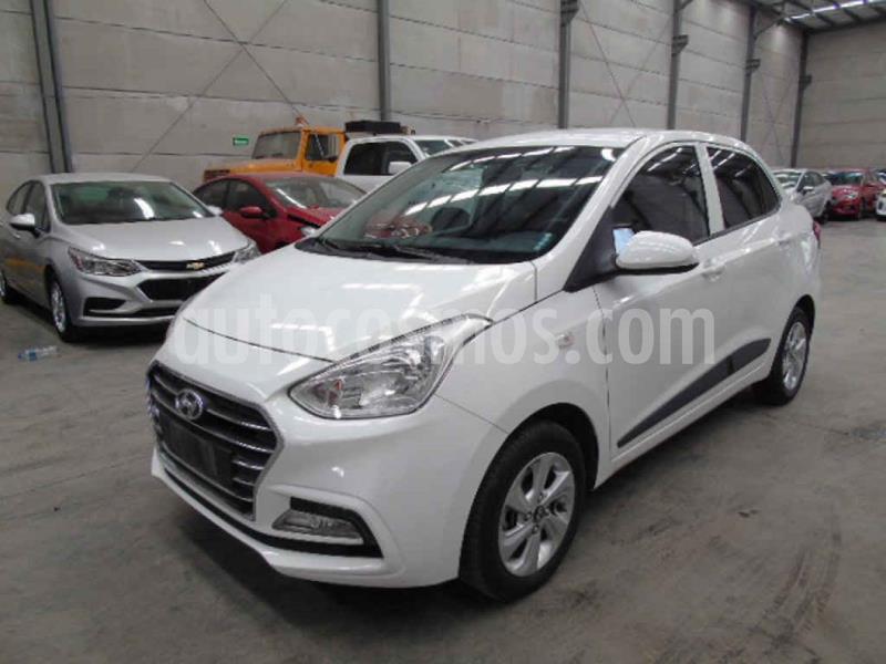 Hyundai Grand i10 GLS usado (2020) color Blanco precio $149,000
