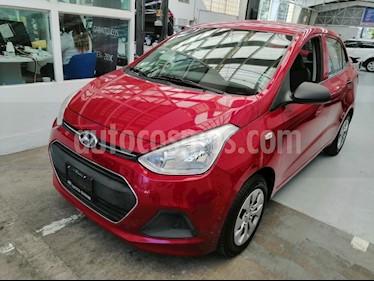 Hyundai Grand i10 GL usado (2015) color Rojo precio $105,000
