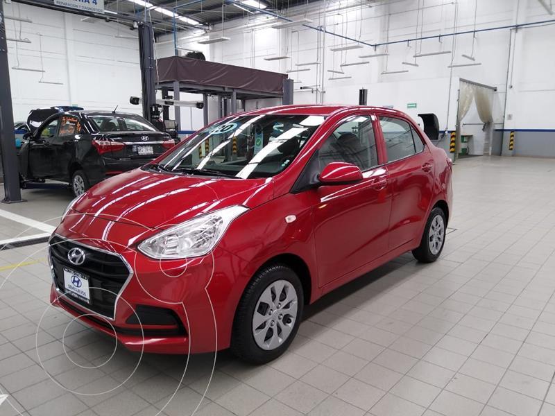 Foto Hyundai Grand i10 GL MID usado (2020) color Rojo precio $195,000