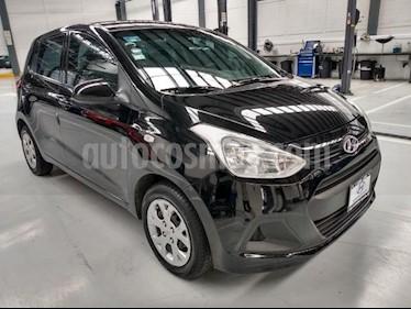 Hyundai Grand i10 5P HB GL MID TM5 A/AC. R-14 usado (2016) precio $138,000