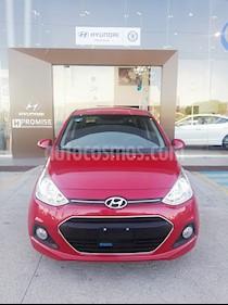 Hyundai Grand i10 GLS usado (2017) color Rojo precio $160,000