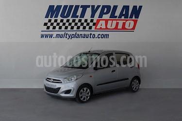 Hyundai Grand i10 GL usado (2015) color Gris precio $126,000