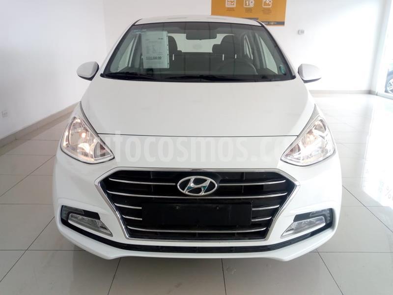 Hyundai Grand i10 GLS usado (2020) color Blanco precio $225,000