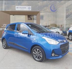 Hyundai Grand i10 GLS Aut usado (2019) color Aqua precio $205,000