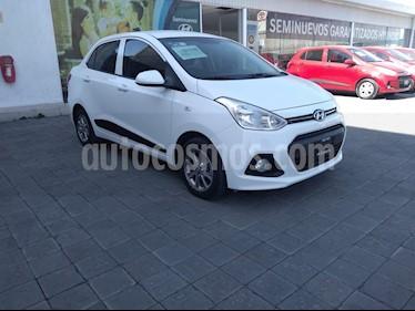 Hyundai Grand i10 GLS usado (2016) color Blanco precio $150,000
