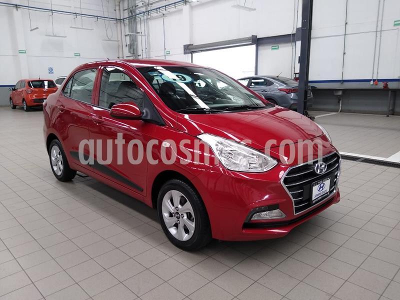 Hyundai Grand i10 GLS usado (2019) color Rojo precio $180,000