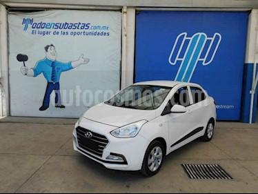 Hyundai Grand i10 GLS usado (2018) color Blanco precio $70,000