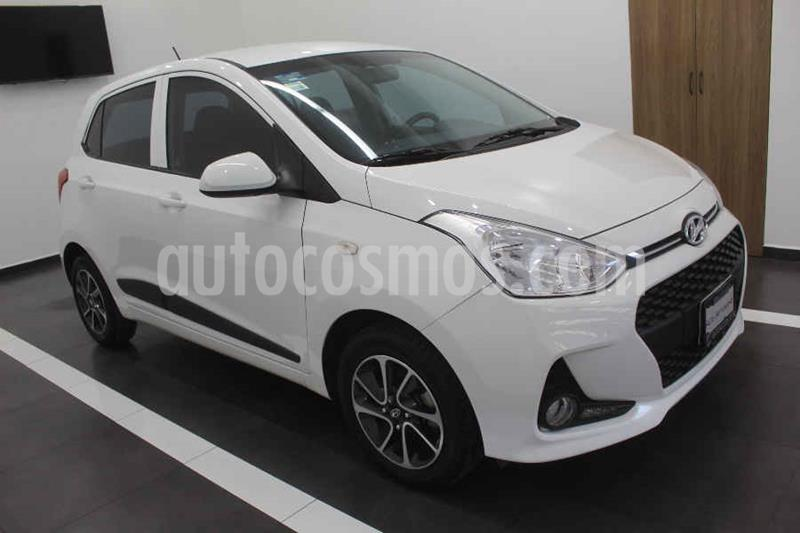 Hyundai Grand i10 Version usado (2019) color Blanco precio $189,000