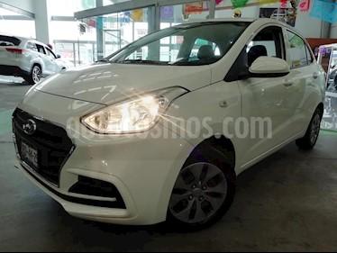 Hyundai Grand i10 GL MID usado (2018) color Blanco precio $179,000