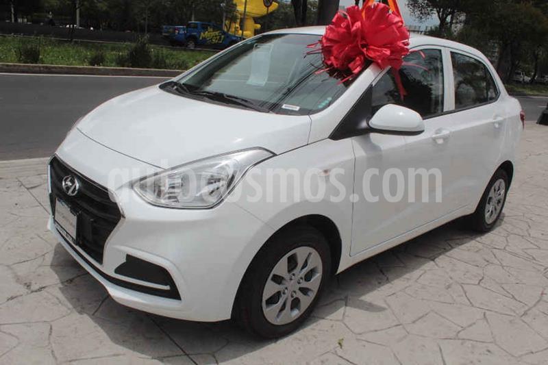 Hyundai Grand i10 GL MID usado (2020) color Blanco precio $213,900