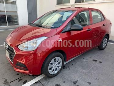 Hyundai Grand i10 4p GL L4/1.2 Man usado (2018) color Rojo precio $145,000
