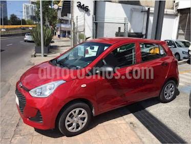 Foto Hyundai Grand i10 GL usado (2018) color Rojo precio $145,000