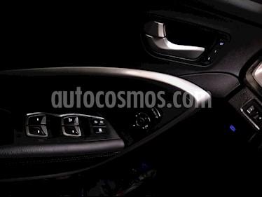 Hyundai Grand Santa Fe 2.2L CRDi 4x4 GLS Nav Full usado (2014) color Negro precio $13.000.000
