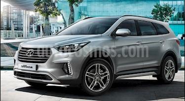 Foto venta Auto usado Hyundai Grand Santa Fe GLS 2.2 CRDi 4x4 7 pas Aut GPS (2019) color Celeste precio $1.528.000