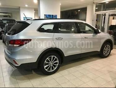 Foto venta Auto usado Hyundai Grand Santa Fe GLS 3.3 4x4 V6 7 pas Aut GPS (2019) color Gris precio $2.400.000