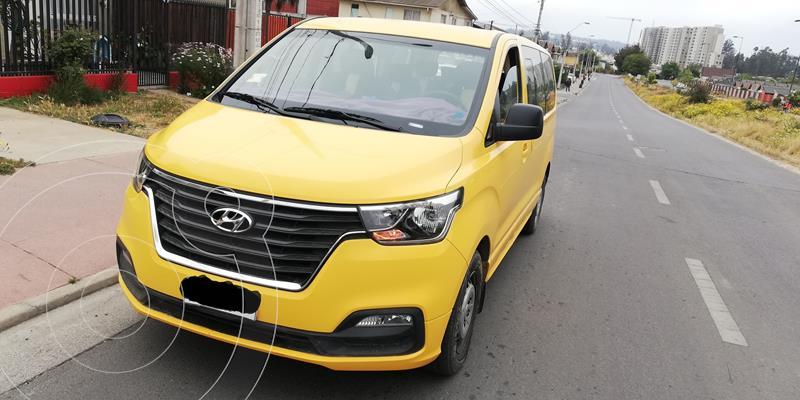 Hyundai H-1 Escolar  2.5L CRDi 20Pas  usado (2019) color Amarillo precio $19.500.000